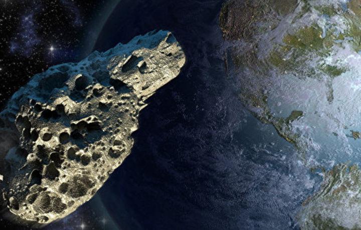 Ерга 160 метр узунликдаги астероид яқинлашмоқда