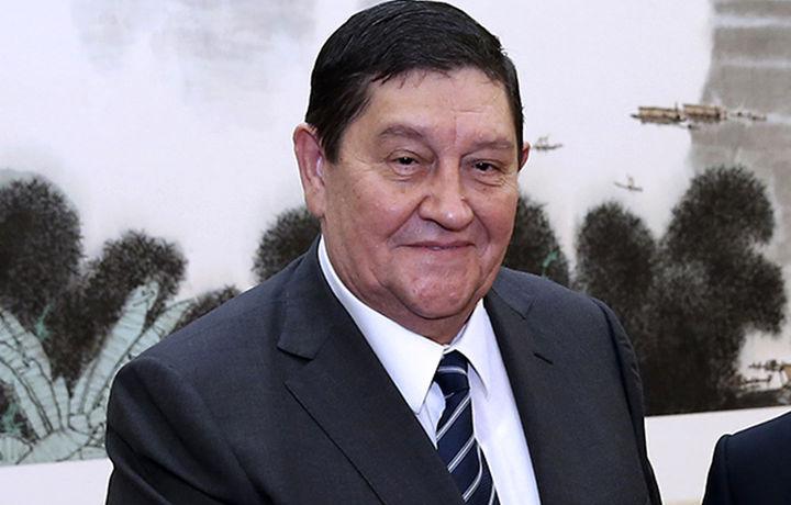 Рустам Иноятов Сенат аъзоси этиб тайинланди