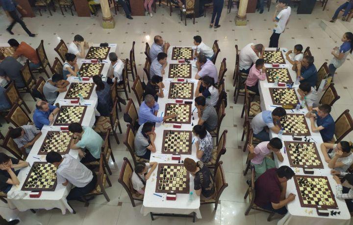 Қаршида шахмат бўйича халқаро турнир якунига етди