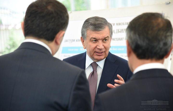 Shavkat Mirziyoyev: «Muhimi raqamlar emas...»