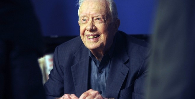 Госпитализирован бывший президент США Картер