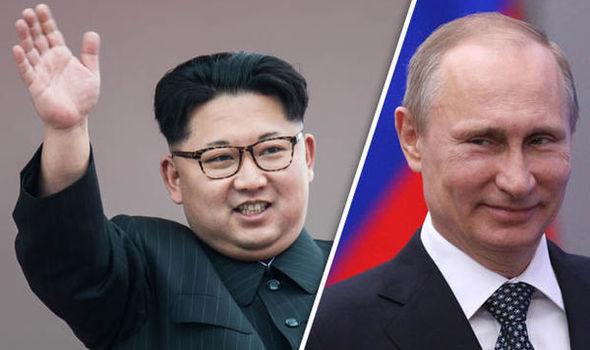 Путин ва Ким Чен Ин учрашиши мумкин